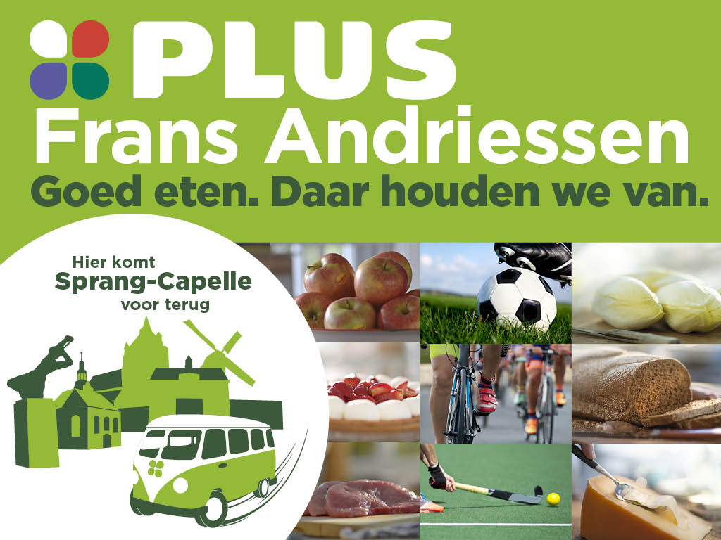 Logo Beeldreclame PLUS Andriessen